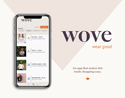 Wove App