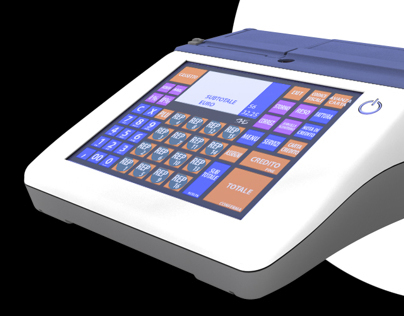 Electronic cash register  Serie TIPO