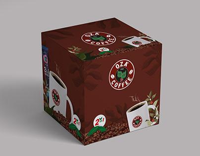 OZA 2 in 1 coffee box