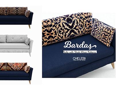 Modeling & Rendering sofa for Chelebi Furniture