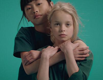 Clarks Kids AW18 Brand Campaign