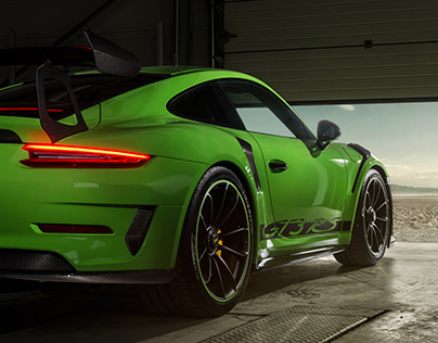 Porsche Gt3rs Techart