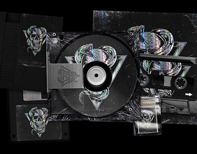 Experimental Mixtape Storage Concepts — byDBDS®