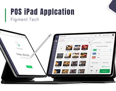 POS iPad Application-Figment tech