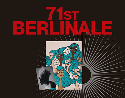 Berlinale — redesign concept