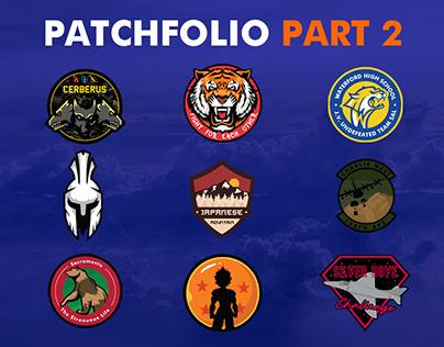 PATCHFOLIO PART 2