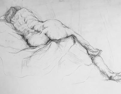 Foundation Figure Drawings
