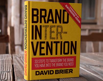 Brand Intervention Book and Branding