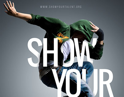 Show Your Talent Poster