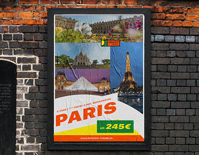 Paris und London mit Mango-Tours