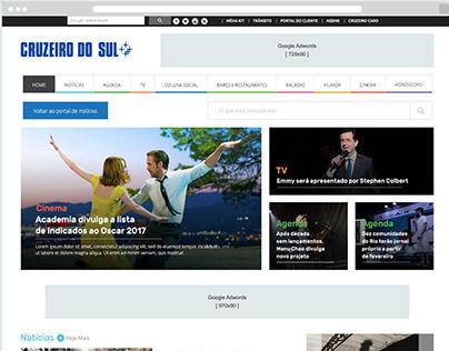 Cruzeiro do Sul - Portal de Entretenimento