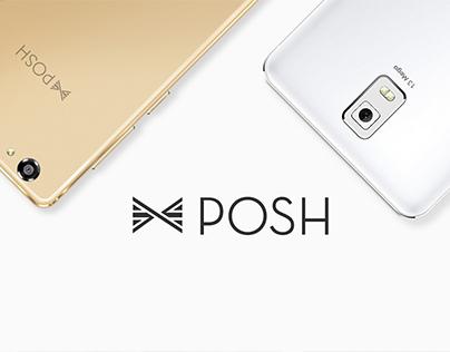 Posh Mobile / Creación y Desarrollo de una Nueva Marca
