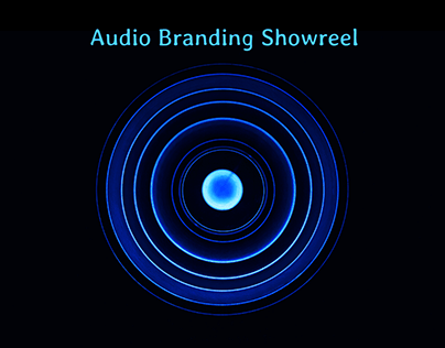 Audio Branding Showreel