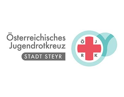 ÖJRK Stadt Steyr – Logo Design