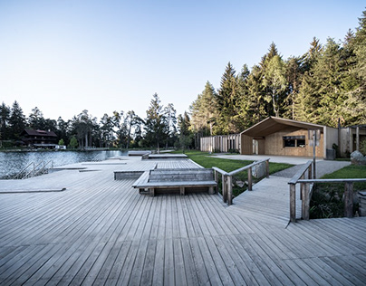 Lake House Völs by noa* network of architecture