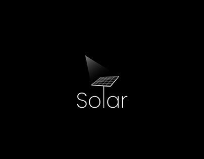 Minimal Design of Solar Panel