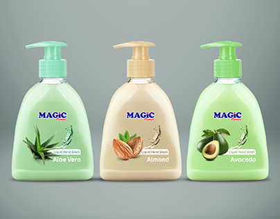 Magic Liquid Hand Wash