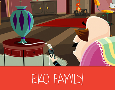 Eko Family Mobile Game