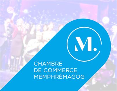 Chambre de commerce Memphrémagog | Image de marque