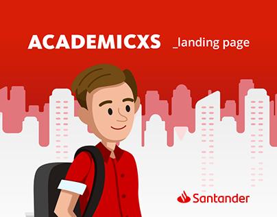 Academicxs - Santander