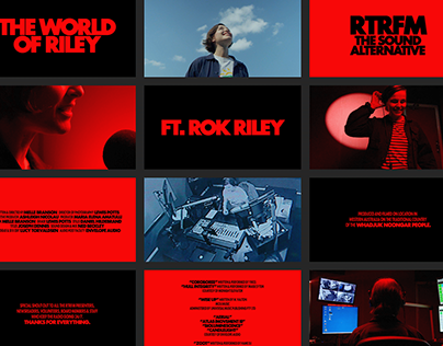 The World of Riley | Film Titles
