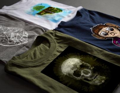 T-Shirt Art Line