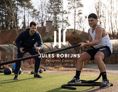 Jules Robijns   Brand Identity