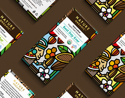 Nature Organic Chocolates