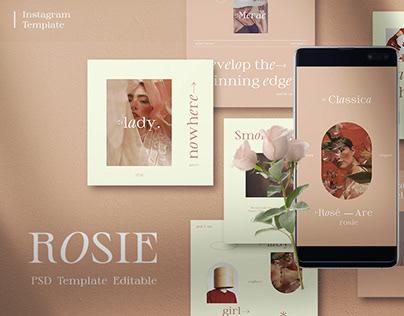 ROSIE-Media Social Template