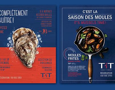 Table & Terroir - Promotions saisonnières