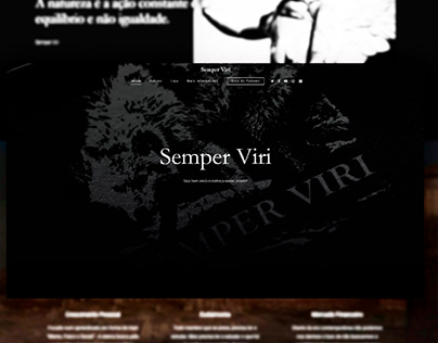 WebDesign - Semper Viri