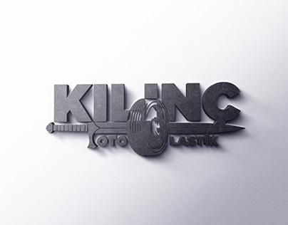 Kılınç Oto Lastik Logo Tasarımı