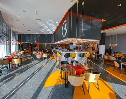 45 Degrees Restaurant