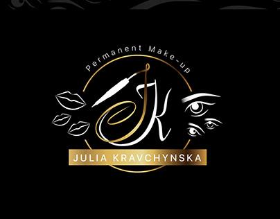 Logo Design for permanent make-up master
