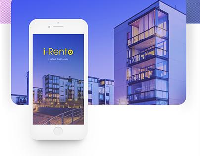 i-Rento App UI