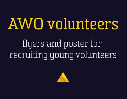 AWO volunteers