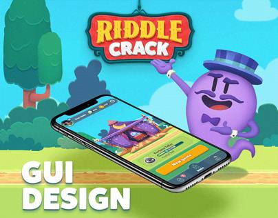 UI/UX Riddle Crack