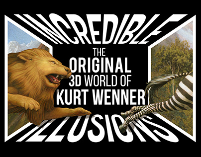 Incredible Illusions The 3D World of Kurt Wenner