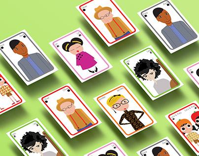 Familland, card game