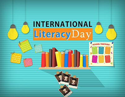 World Literacy Day Event IDent