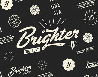 Brighter Script Font