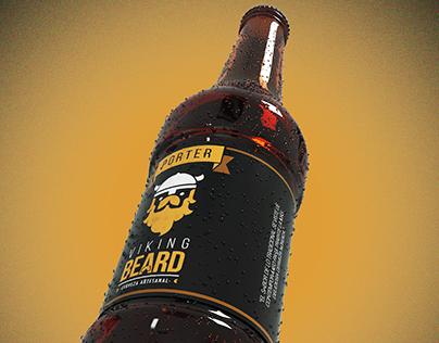 Viking Beard (branding & packaging)