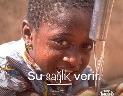 Erimez Kardağ Su Sosyal Medya 2019