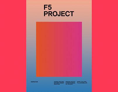 F5 PROJECT_#1 INSPIRATION