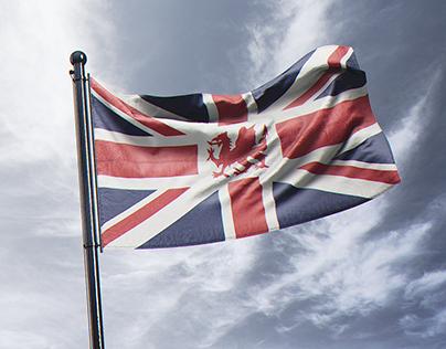 11 Photorealistic Flag MockUp