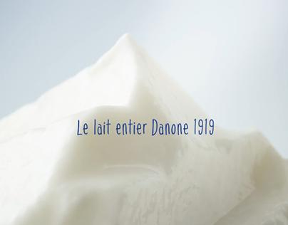 Danone 100ans - 2018