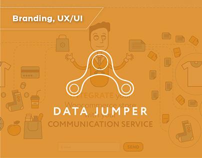 Data Jumper logo and website