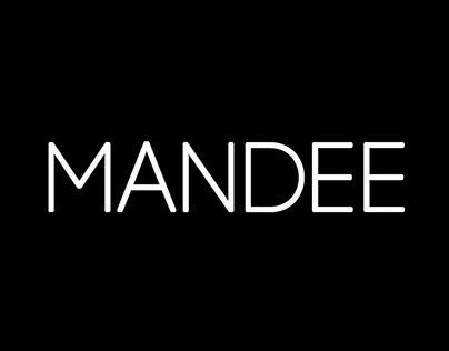 MANDEE | Graphic Design
