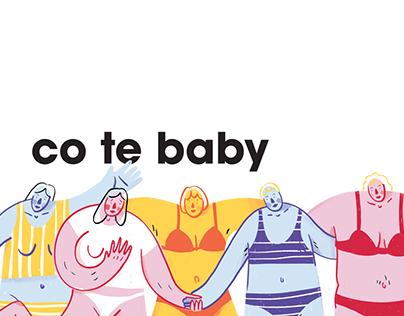 Co te baby - projekt kampanii społecznej