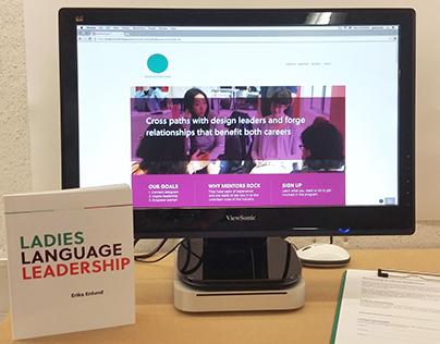 Ladies, Language, Leadership: Thesis Installation